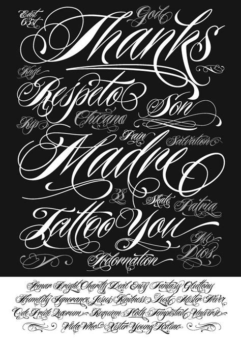 12 heartwarming handwriting tattoo designs http 43 best script tattoo fonts images on pinterest