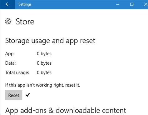 resetting windows store how to clear reset windows store cache in windows 10