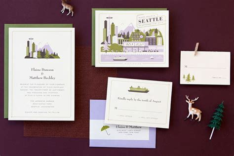 Wedding Invitations Seattle by Destination Wedding Invitations Martha S Vineyard