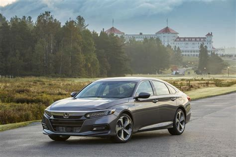 All New Honda Accord 2018 by The All New 2018 Honda Accord Lineup Gets Even More Powerful