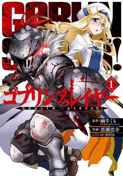 Anime Like Goblin Slayer by Goblin Slayer Tendr 225 Anime Para Televisi 243 N De White Fox