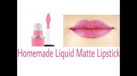 Diy Matte Lipstick By Boon Diy Matte Lipstick Www Pixshark Images Galleries