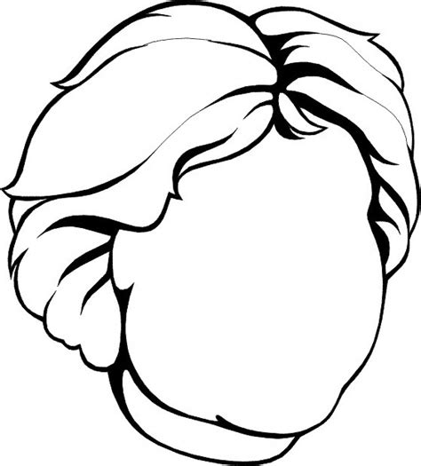 Coloring Page Faces Coloring Pages 7 Faces Coloring Pages