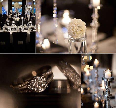 Black and white wedding   Moncton Wedding Decor   Unico