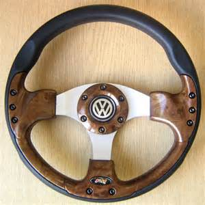 Steering Wheel For Vw T25 Wooden Style Steering Wheel Vw Transporter T3 T4 T25 T5