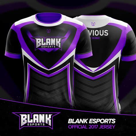 jersey design color violet blank esports jersey design on behance