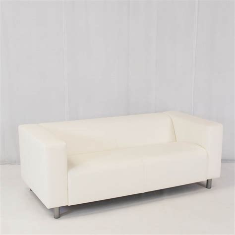 White Lounge Sofa by White Lounge Sofa Hire Lounge