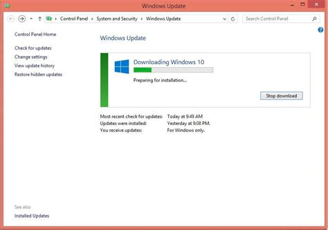 install windows 10 before notification how to download and install windows 10 on laptop pc