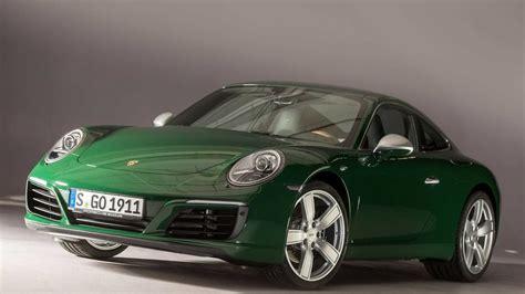 porsche 911 irish green irish green porsche 911 carrera s 2017 youtube