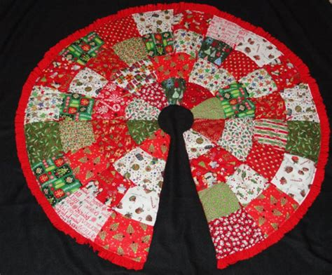 christmas tree skirt pattern pictures reference