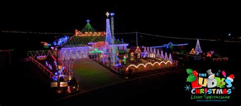 best christmas house displays in columbus ga 9 best light displays in 2016