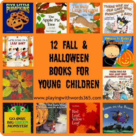 fall picture books fall books for your toddler or preschooler