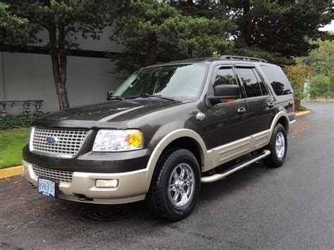 2005 ford expedition king ranch 2005 ford expedition king ranch 4x4 3rd seat navigation