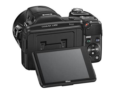Kamera Nikon Coolpix L830 301 moved permanently