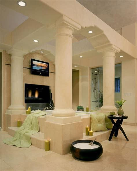bathroom with fireplace 18 master bathrooms with fireplaces pictures
