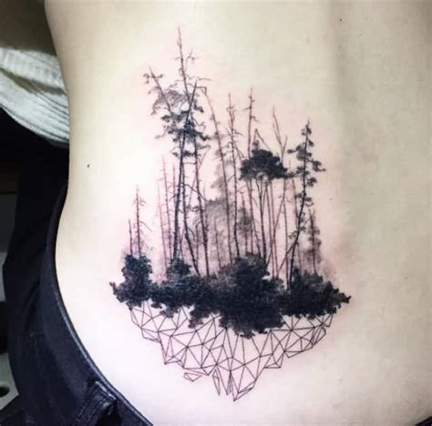 forest tattoo ideas and forest tattoo designs page 11