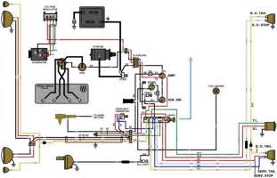 willys overland jeep mb gpw wiring diagram circuit