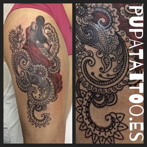 henna tattoos kaiserslautern tatuaje flamenca mandala pupa granada granada