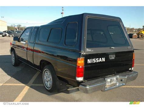 1997 nissan hardbody 1997 black nissan hardbody truck se extended cab