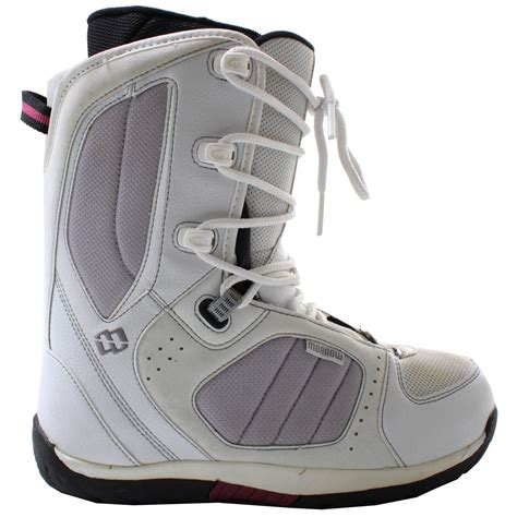 morrow wildflower snowboard boots s demo 2008