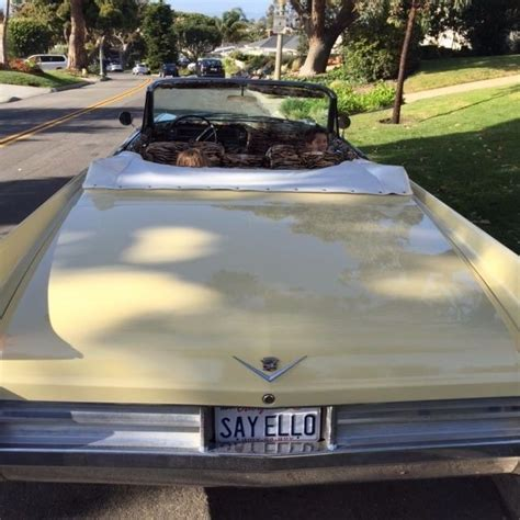 scarface cadillac al pacino autographed 1963 scarface cadillac convertible