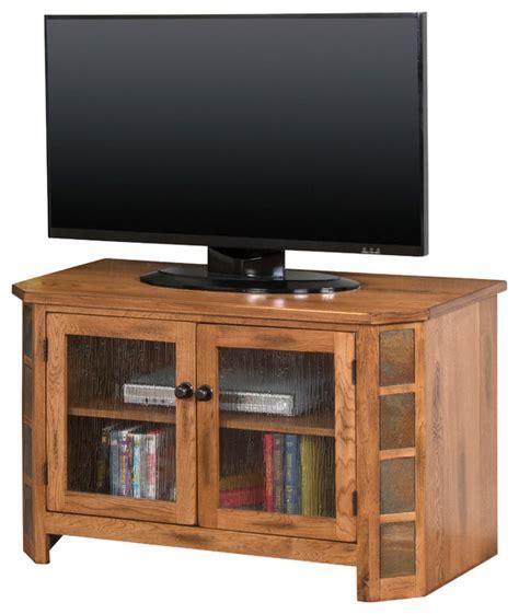 craftsman media cabinet sedona slate side media console 42 quot craftsman media cabinets by designs inc
