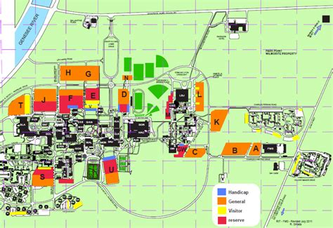 rit map entrepreneurs conference rit parking and directions