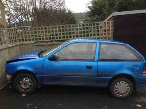 auto manual repair 2001 suzuki swift electronic toll collection suzuki swift 1 3 gls 2001 spares or repair car for sale