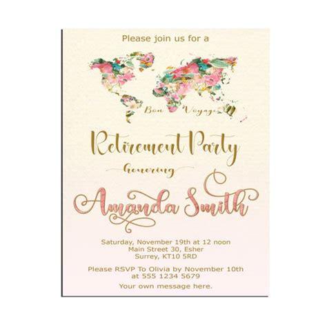 retirement invitation best 25 retirement invitations ideas on