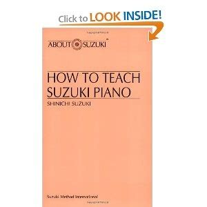Suzuki Method For Piano Suzuki Piano Method Kızlarıma