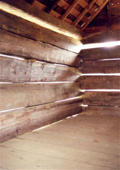 What Is A Puncheon Floor by Middle Class Home Outbuildings