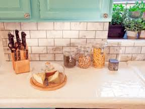 tile kitchen countertops pictures amp ideas from hgtv hgtv kitchen countertop backsplash ideas