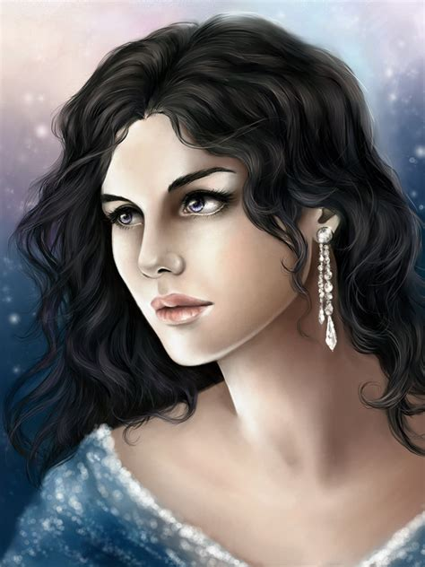 beautiful lady beautiful lady of starfall ashara dayne by