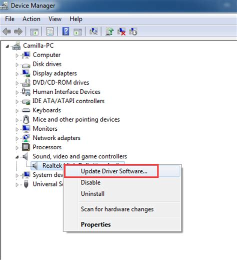 install windows 10 audio driver download realtek hd audio driver for windows 108 autos post