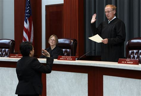 Slc Justice Court Search 3rd District Court Judge Sworn In By Utah High Court
