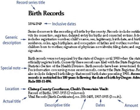 Clackamas County Circuit Court Records Oregon Of State County Records Inventories