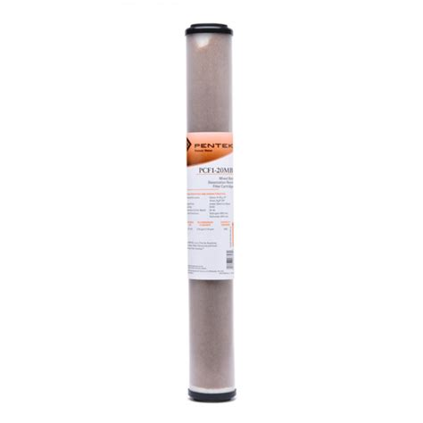 Cartridge Water Filter Filter Air 20 Inch Dewater pentek pcf1 20mb whole house water filter replacement