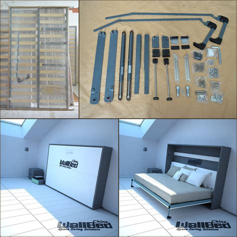 wall bed hardware wall bed murphy bed mechanism hidden wall bed hardware kit
