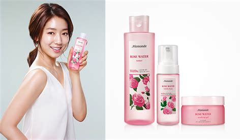 Evoluderm 150ml Water Spray mamonde unlocks the true of the flower