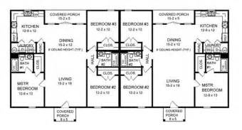3 bedroom duplex plans three bedroom duplex 7085 3 bedrooms and 2 5 baths the house designers
