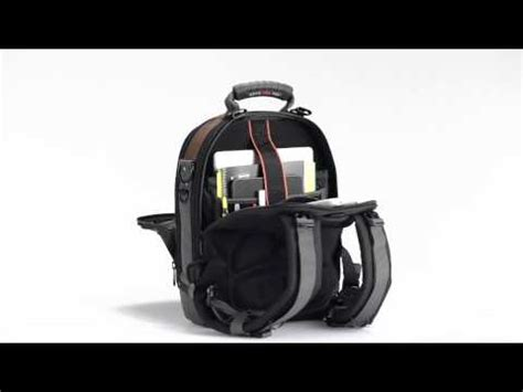 tool and laptop backpack tech pac lt laptop backpack tool bag 360 degrees