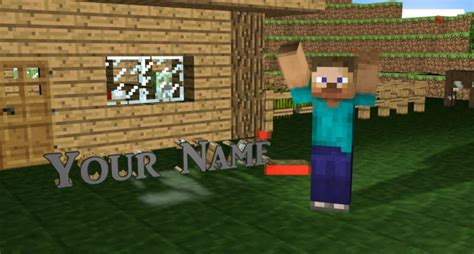 minecraft intro template maker image gallery minecraft introduction