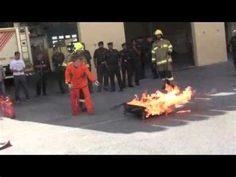 youtube movietube on fire youtubeonfire november 2015 stcw basic safety training odyssey dubai session november