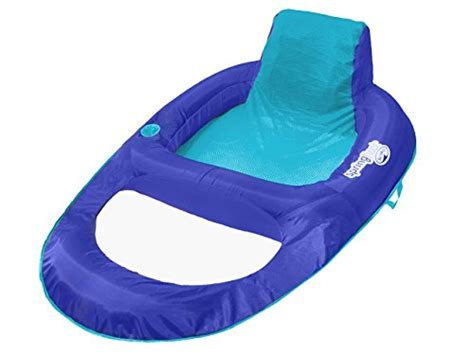 spring float recliner swimways spring float recliner xl import it all