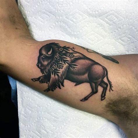 bison tattoo best 25 bison ideas on buffalo