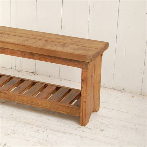 long wood bench long wooden bench by eastburn country furniture