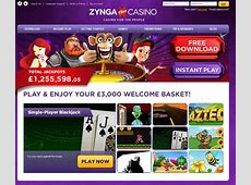 Zynga Plus Casino: our bonus code for £ 3 000 Welcome basket Zynga Play Free Online Games