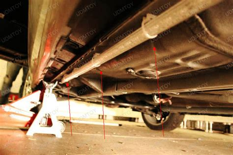 How To Install Led Under Car Lights Led Underbody Kit By Led Light Strips For Cars Installation