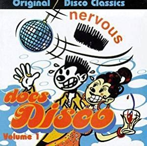 various artists nervous does disco