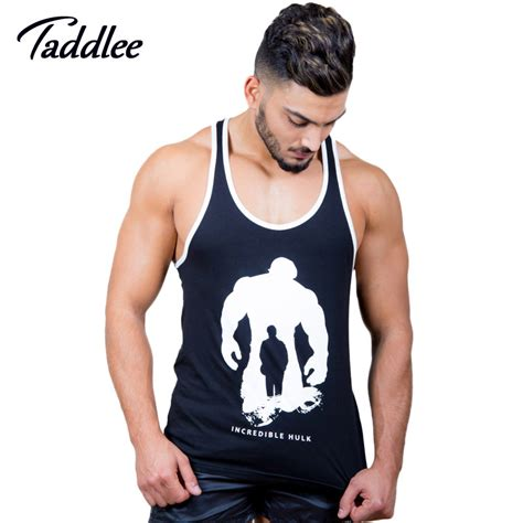 Branded Tank Top 50k taddlee brand tank top tees shirts t shirt sleeveless cotton casual stringer singlets